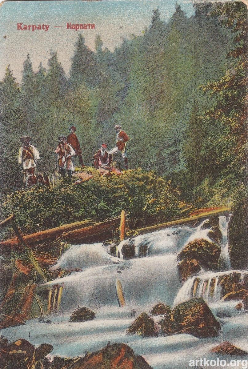 Водоспад Жонки (Оренштайн)