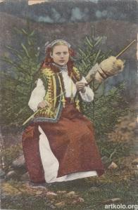 Селянка (Оренштайн)