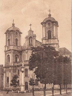 Городенка - костел (Оренштайн)