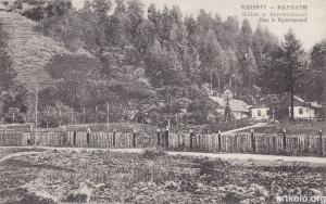 Вид в Криворівні (Оренштайн)