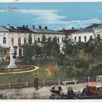 Площа Ринок (пам'ятники), Коломия