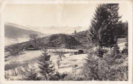 Вид Косова - фотолистівка (Сеньковський, 1938)
