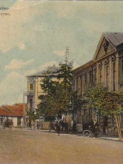 Староство (Оренштайн) Kolomea, Kolomyja, Коломия